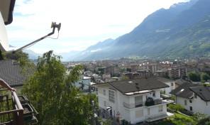 Prestigioso appartamento nella collina di Aosta