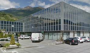 """uffici in Aosta nel complesso """"Le Miroir"""""""