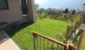 Monolocale nuovo con giardino in Aosta