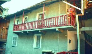 Casa indipendente da ristrutturare ad Arvier