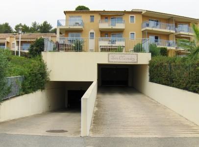 Garages Les Olivades